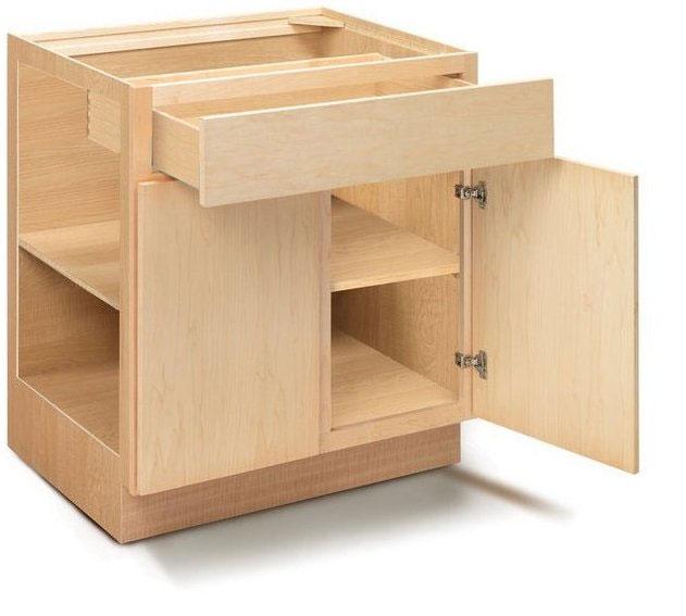 Diy Frameless Cabinet: Construction Details
