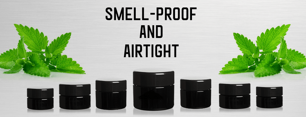 Smell proof