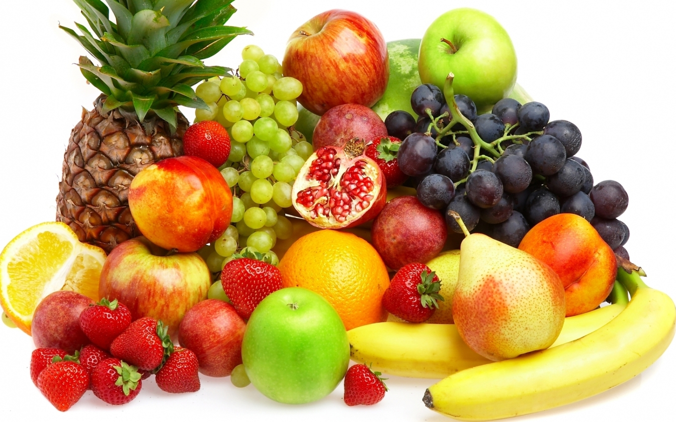 fruits high in fiber fruit cleanse