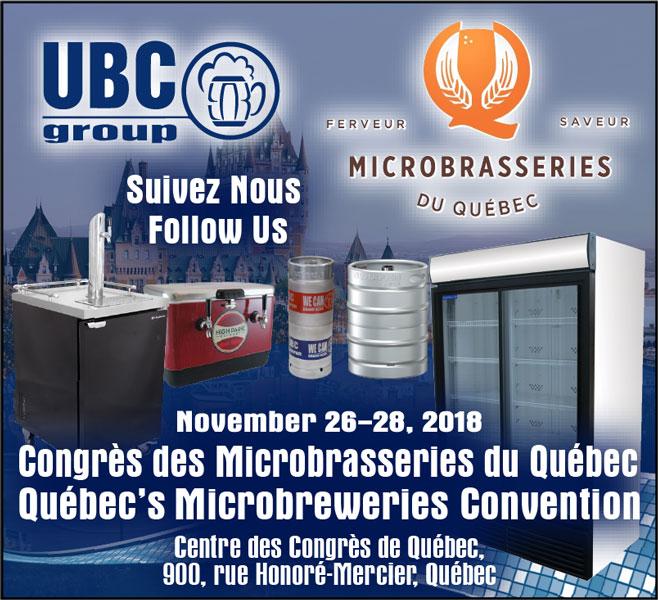 Congrès des microbrasseries du Québec