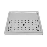 "Platform Drip Tray, 15 3/4"" x 15 3/4"""