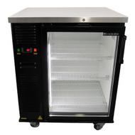 Back Bar COOLBAR BB-100, digital thermostat