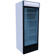 Glass Door Refrigerators, IceStream OPTIMA