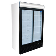 Glass Door Refrigerators, IceStream SUPER LARGE