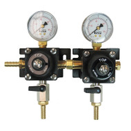 Secondary Regulator, Secondary, 2 products, plug-barb, TOF