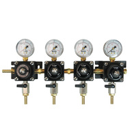 Secondary Regulator, Secondary, 4 products, plug-barb, TOF