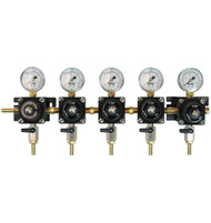 Secondary Regulator, Secondary, 5 products, plug-barb, TOF