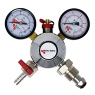 Primary Nitrogen Regulator, Primary N2, 60psi, MicroMatic
