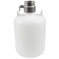1.3 Gallon Plastic Cleaning Can with one head