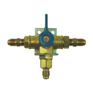 Regulator Part, CO2 Changover Valve