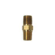 Regulator Part, Hex nipple MPT/Union 1/4''