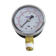 Regulator Part, 160lbs Regulator gauge