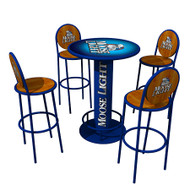 Bistro Table with Chairs, Moose