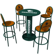 Bistro Table with Chairs, Moosehead