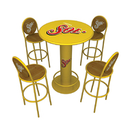 Bistro Table with Chairs, Sol