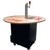 Branded Tabletop to fit UBC Keggerators
