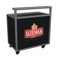 Beer cart, Roll bar Sleeman