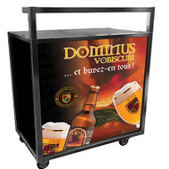 Beer cart, Roll bar Dominus