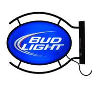 Lighted Pub Sign Bud Light