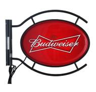 Lighted Pub Sign Budweiser