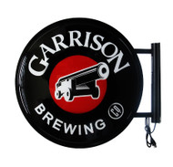 Lighted Pub Sign Garrison