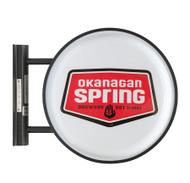 Lighted Pub Sign Okanagan Spring