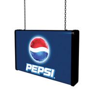 Lighted Pub Sign Pepsi