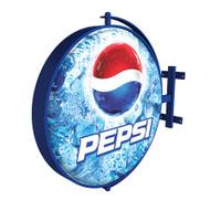 Lighted Pub Sign Pepsi 2
