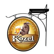 Lighted Pub Sign Kozel 2