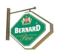 Lighted Pub Sign Bernard