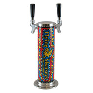 "American Style Tower 3"" CYLINDER 2, Branded 1"