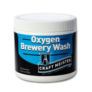 Beer line Cleaner, 1 lb CM Oxygen brewery wash