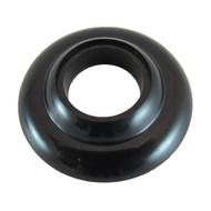 "Shank Parts, Plastic Black Outer Flange - 4"""
