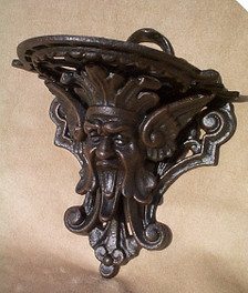 Gargoyle shelf - profile