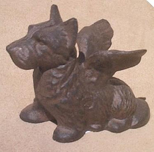 Angel scottie/westie