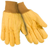 Brown Medium Weight Chore Glove