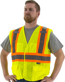 Mesh Vest, High Visibility, Class 2, Type R