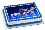 Ice Age 5 B Collision Course Edible Birthday Cake Topper OR Cupcake Topper, Decor