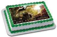 The Jungle Book Movie 1 Edible Birthday Cake Topper OR Cupcake Topper, Decor