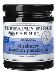 Blueberry Bourbon Pecan Jam by Terrapin Ridge