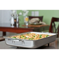Stainless Steel Bake and Roast Pan