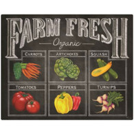 Magic Slice Cutting Board - Farm Fresh Gourmet Size
