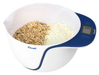 Escali MB115BU Taso Mixing Bowl, Blueberry