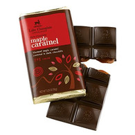 Lake Champlain Vermont Maple Chocolate Caramel Bar
