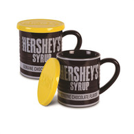 Hershey Mug with lid