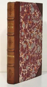 Rare Science Book:  Jons-Jacob-Berzelius; Die Anwendung des Lothrohrs in der Chemie und Mineralogie. Nurnberg, 1844.