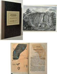 Rare Geology Report Thomas Thomson; Geological Sketch of the Country Round Birmingham. England