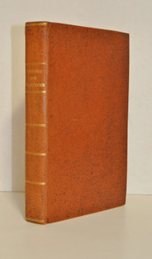 Rare Book: Rennie, Rev. Rohert; Essays on the Natural History and Origin of Peat Moss