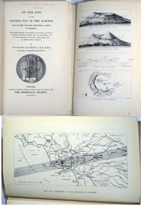 Rare geology book: Daubeny, Charles; On the Site of the ancient City of the Aurunci, and on the volcanic Phenomena which it exhibits...