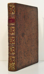 Rare Science Book: d'Alembert, Jean le Rond; Trait de dynamique...1758